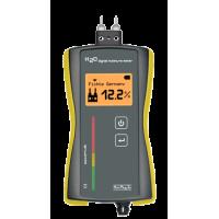 H20-Feuchtemessgerät Digital Komplettgerät im Kunststoffkoffer
